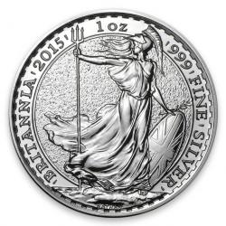 British Silver Britannia & Related