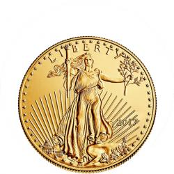 1/2 Oz American Gold Eagles