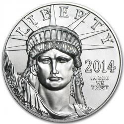 American Platinum Eagles