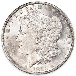 Uncertified Pre-21 Morgan Silver Dollars