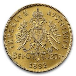 Gold Coins of Austria-Hungary