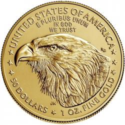 2021 American Gold Eagles (Type 2)