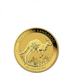 1/10 oz Australian Gold Kangaroo Coins