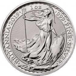 Silver Britannias & Related