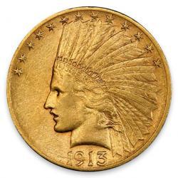 $10 Indian Eagles