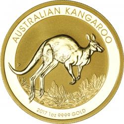 Perth Mint Gold Kangaroo Coins
