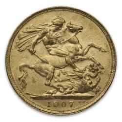Gold Coins of Great Britain