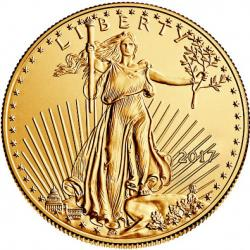 1 Oz American Gold Eagles