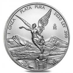 2020 Mexican Silver Libertads