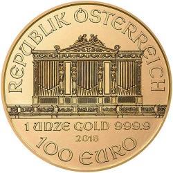 2018 Austrian Gold Philharmonics