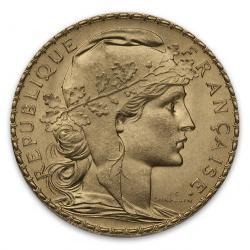 Vintage World Gold Coins