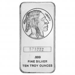 SilverTowne Silver Bars
