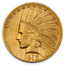 $10 Indian Eagles