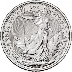 British Platinum Coins