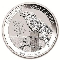Silver Kookaburras