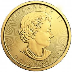 2017 Gold Maple Leaf Coins
