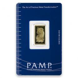 2.5 Gram Gold Bars