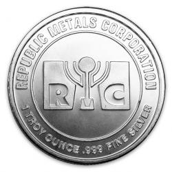 Republic Metals (RMC) Rounds