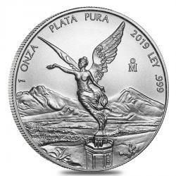 2019 Mexico Silver Libertads
