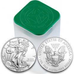 American Silver Eagle Rolls/Tubes
