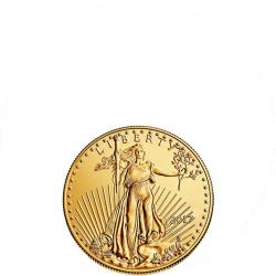 1/10 Oz American Gold Eagles