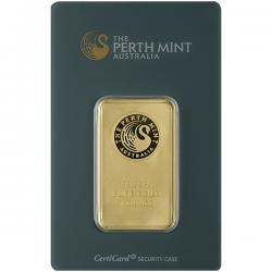 Perth Mint Pure Gold Bars