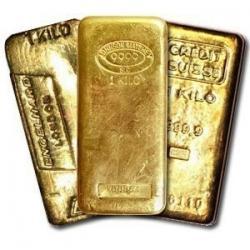 Kilo Gold Bars