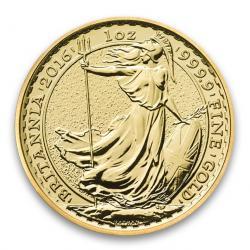 British Gold Britannias & Related