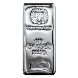Germania Mint Silver Bars