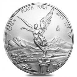 2021 Mexican Silver Libertads