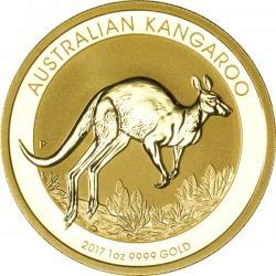 1 oz Australian Gold Kangaroo Coins