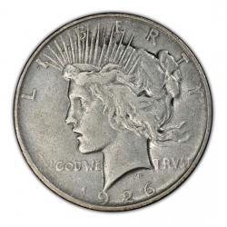 Peace Silver Dollars