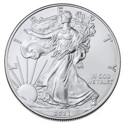 2021 American Silver Eagles (ASE)