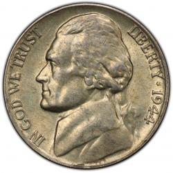 "35% ""Wartime"" Nickels"