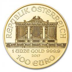 2017 Austrian Gold Philharmonics