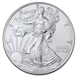 2020 American Silver Eagles (ASE)