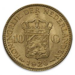 Gold Coins of The Netherlands