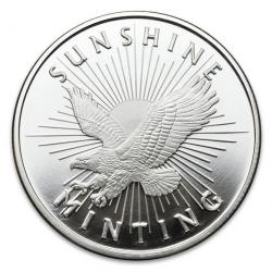 Sunshine Minting (SMI) Silver Rounds