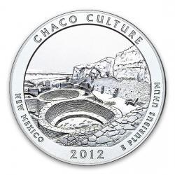 2012 5 Oz Silver ATB Coins