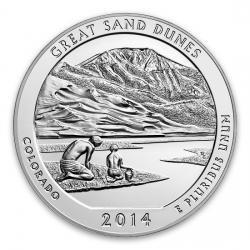 2014 5 Oz Silver ATB Coins