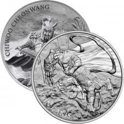 Korean Silver