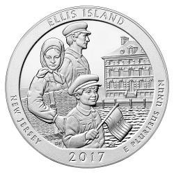 2017 5 Oz Silver ATB Coins