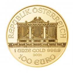 2021 Austrian Gold Philharmonics