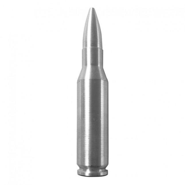 2 oz Silver Bullet | .308 Caliber ACP