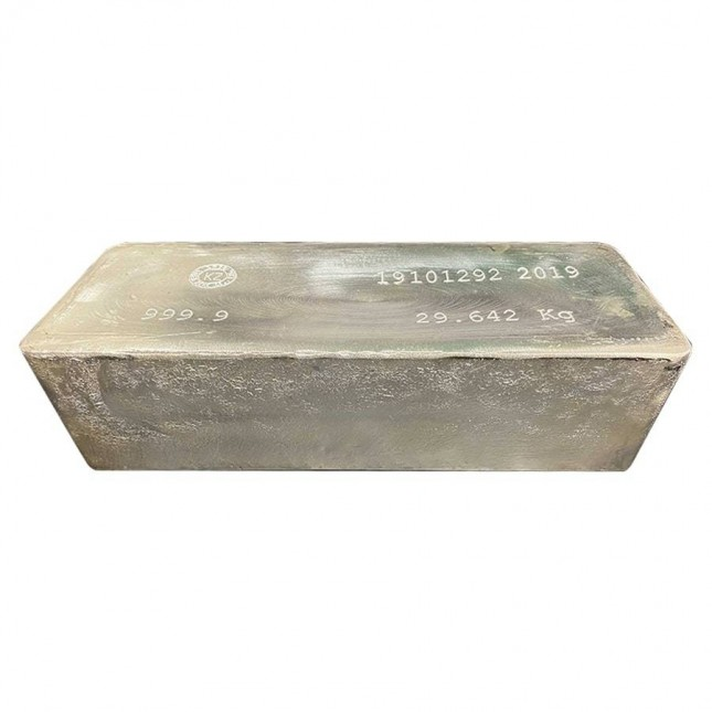 1000 Oz +/- Silver Bar - COMEX Deliverable