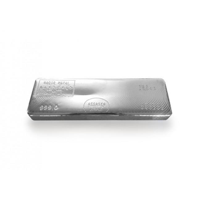 100 oz Nadir Silver Bar (New)