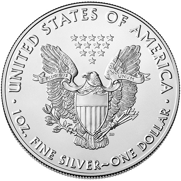 Buy 2019 American Silver Eagle Monster Box Of 500 Coins