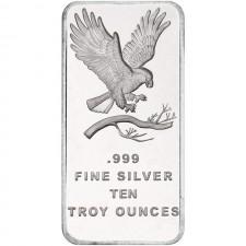 SilverTowne Eagle | 10 Oz Silver Bar