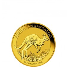 Australia 1/4 oz. Gold Kangaroo (BU) Dates of our Choice