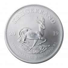 2019 South Africa 1 Oz Silver Krugerrand (BU)